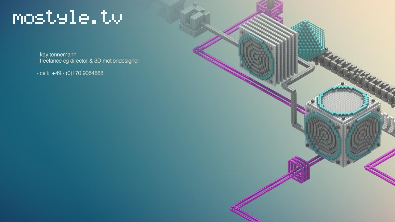 mostyle tv